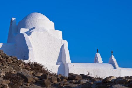 Mykonos Island, Greece Stock Photo - 27411715