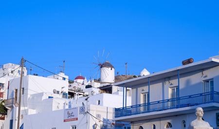 Mykonos Island, Greece Stock Photo - 27401795