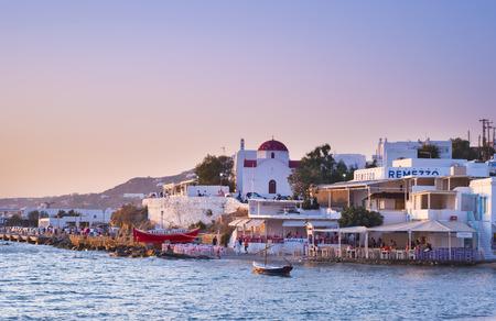 andros: Mykonos Island, Greece