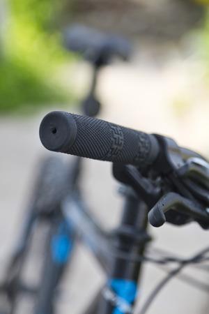 handle bars: Bike detail