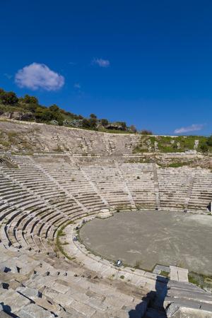 teatro antiguo: Bodrum Antique Teatro, Turquía