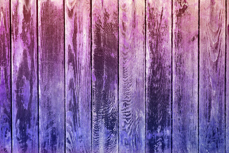 Purple painted wooden texture photo