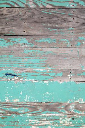 lumber room: Wooden panels Stock Photo