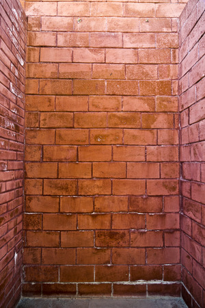 blanche: Brick wall texture background Stock Photo