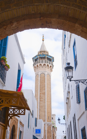 Zaytuna Mosque, Tunis, Tunisia photo