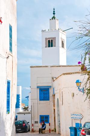 east riding: Sidi Bou Said, Tunisia
