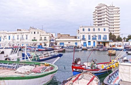 Bizerte, Tunis