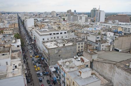 tunisie-paysage-ville