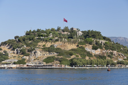 View from Bodrum, Turkey s most popular summer holiday destination with historical and recreational attractions