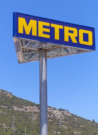 metro: Metro Store Signage