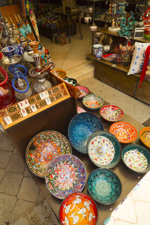 Turkish touristic souvenirs photo