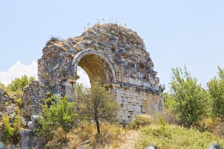 Ancient city of Ephesus, Turkey Stock Photo - 30146968