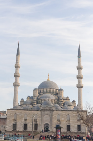 cami: New Mosque or Yeni Cami, Istanbul