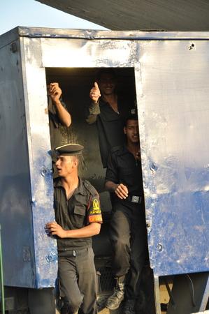 Egytian soldiers