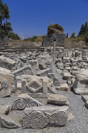 hadrian: Ancient city of Ephesus, Turkey