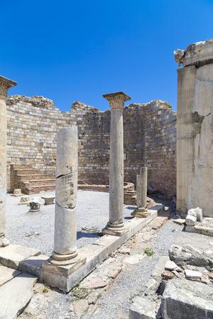 Ancient city of Ephesus, Turkey Stock Photo - 30422289