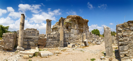 historical periods: Ancient city of Ephesus, Turkey