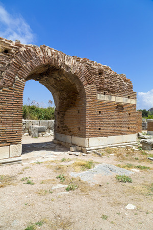 Ancient city of Ephesus, Turkey Stock Photo - 30422207