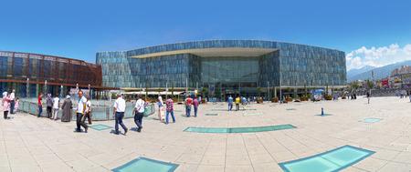 panoramic business: Bursa Kent Meydani, Turkey