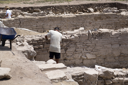 Ancient city of Ephesus, Turkey
