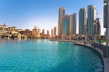 다운타운 두바이, 아랍 에미리트 스톡 콘텐츠 - 30753163