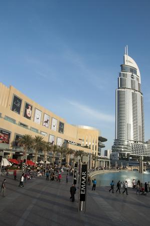 souk: Downtown Dubai, UAE