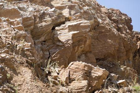 kaya: Natural rock