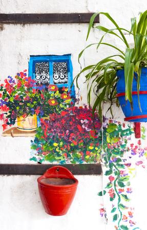 greek pot: Finestre del Mar Egeo