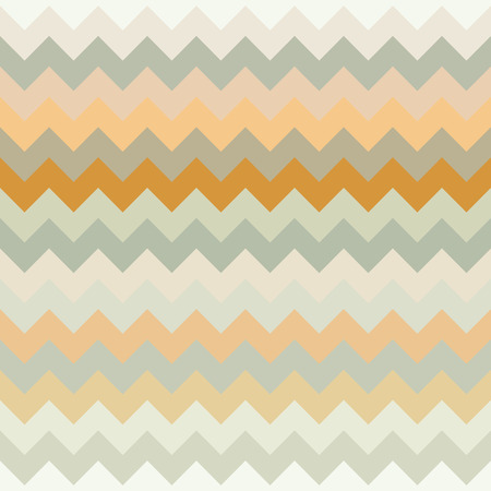 Elegant chevron pattern with a selection of cool and trendy color palette Vector