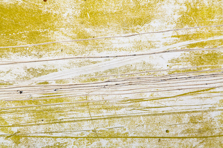 painted wood: Yellow grunge texture background Stock Photo