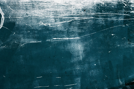 teal background: Grunge wall texture Stock Photo