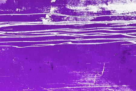 deteriorate: Purple grunge background Stock Photo