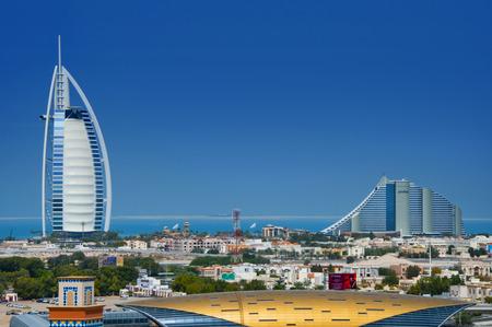 Burj Al Arab, Dubai Фото со стока - 34497789