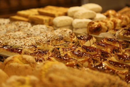 Turkish pastry and confectionery photo
