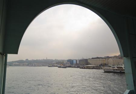topkapi: Eminonu, Istanbul