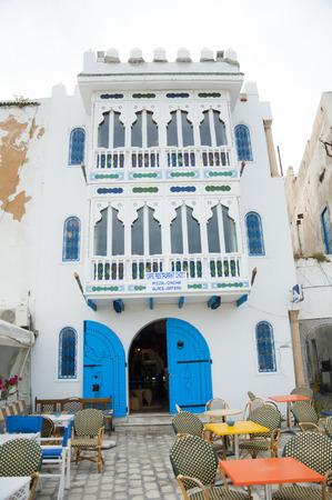 small town life: Bizerte, Tunisia