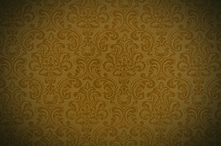 Damask wall background photo