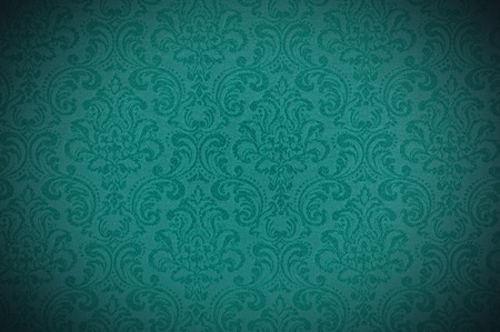 western style room: Damask wall background