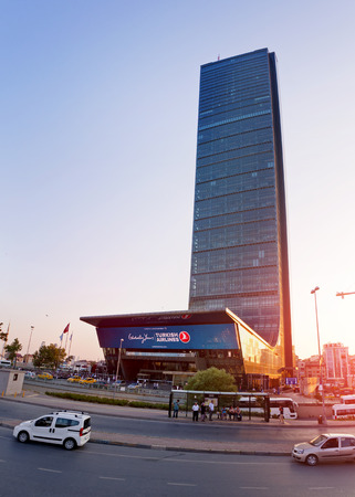 sapphire: Sapphire Istanbul, the talles building of Europe