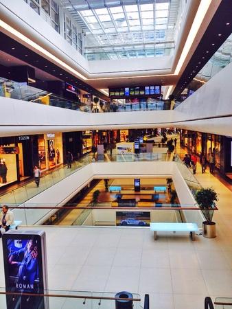 industrial park: Ozdilek Park stanbul Shopping Mall interior view
