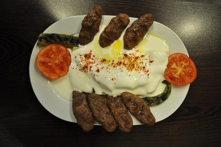 Turkish meatballs photo