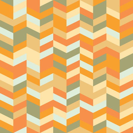 Seamless herringbone pattern with a cool pastel color palette