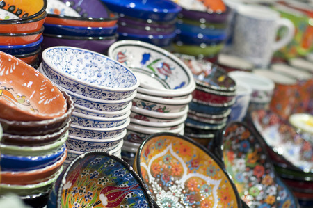 traditional goods: Turkish traditional pottery goods