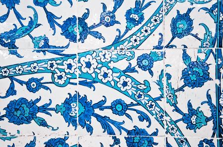 dome type: Turkish tiles