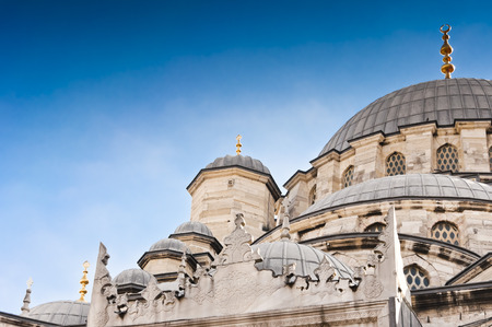 New Mosque or Yeni Cami, Istanbul photo