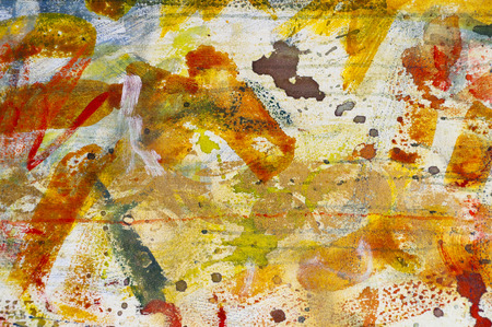 canvas texture: Painted canvas texture background