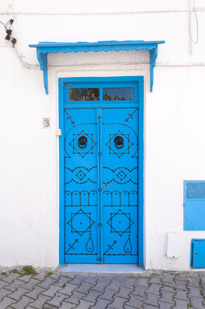 clowds: Tunisian architecture