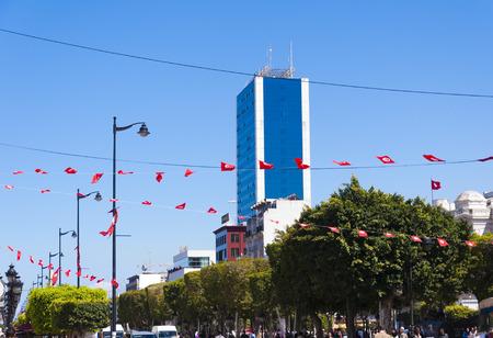 Hotel Africa, Tunis
