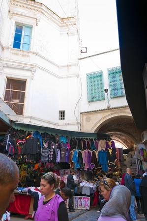 souk: Tunis, Tunisia