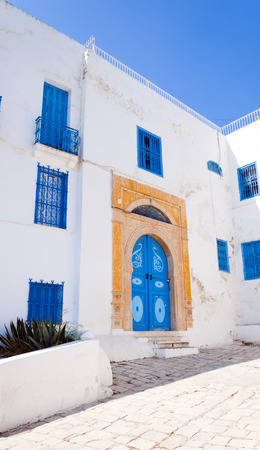 Tunisian architecture photo